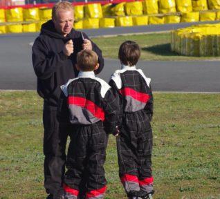 briefing jeune pilote