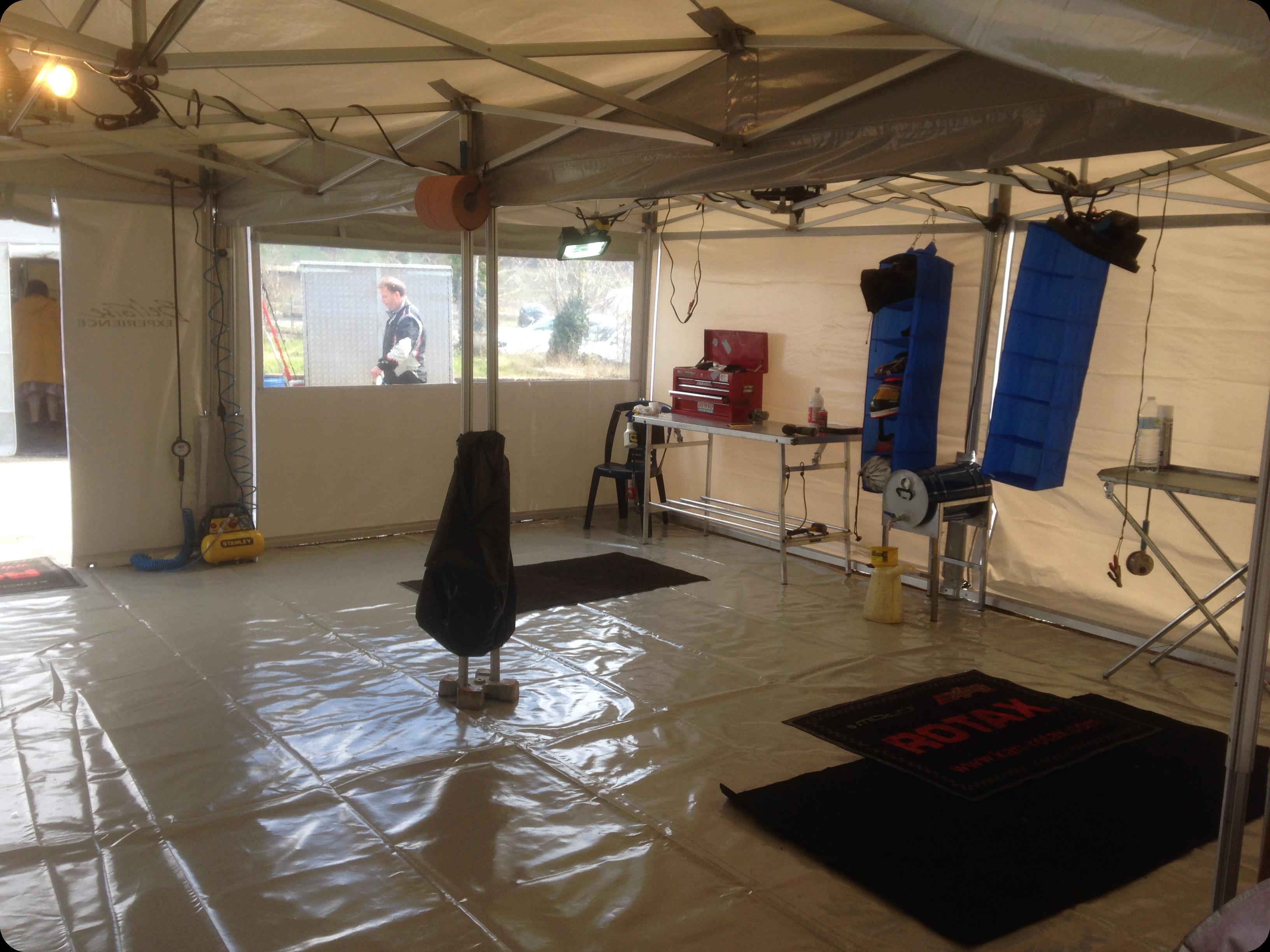 structure de course karting royan services