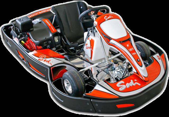 Image d'un karting Sodikart